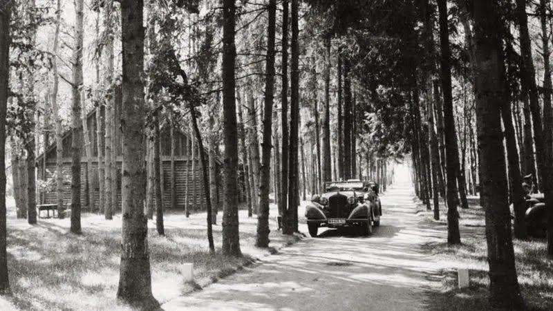 """Ставка """"Вервольф"""", 1942 год"""