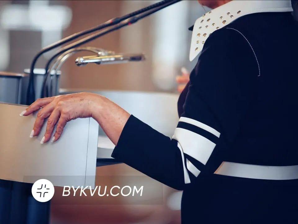 Элегантный наряд Тимошенко