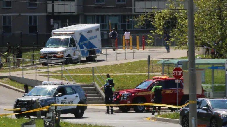 У Торонто трапилася стрілянина
