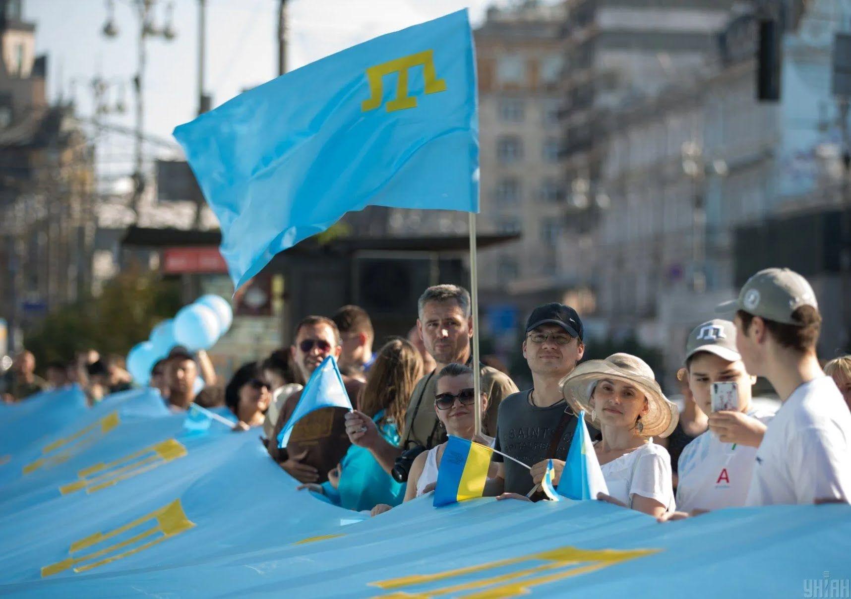 Верховная Рада Украины признала депортацию крымских татар геноцидом