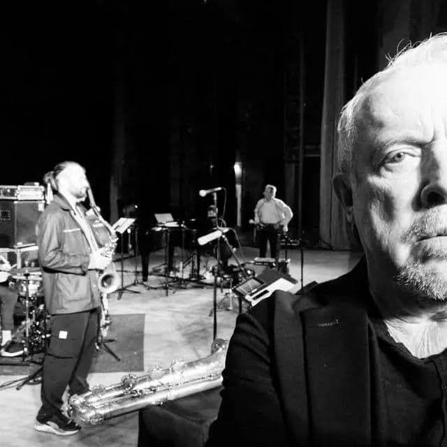 """Российский музыкант и лидер рок-группы """"Машина времени"""" Андрей Макаревич"""