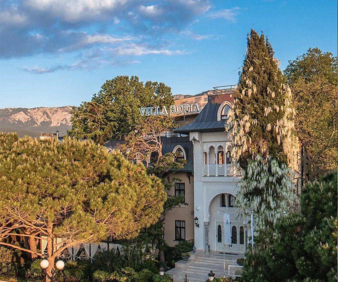 Отель Софии Ротару в Крыму Villa Sofia