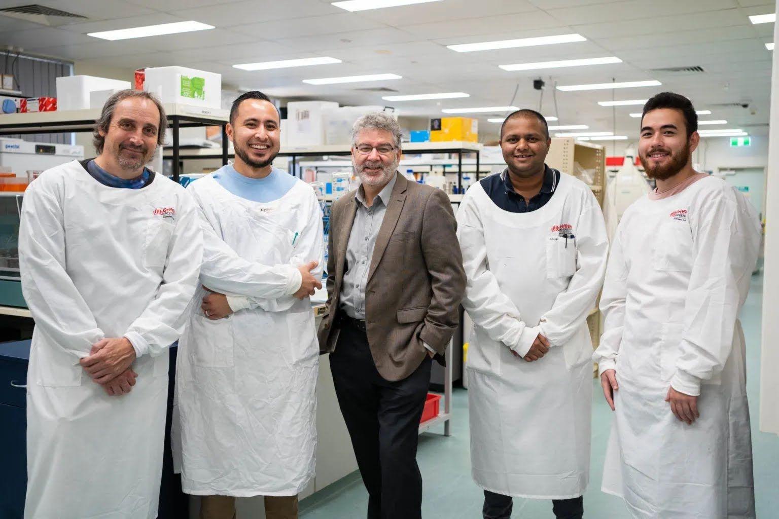 Група вчених, яка провела дослідження
