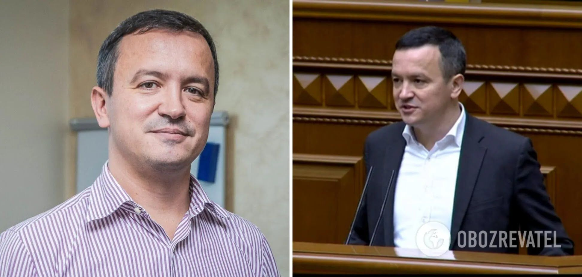 Петрашко написал заявление на увольнение.