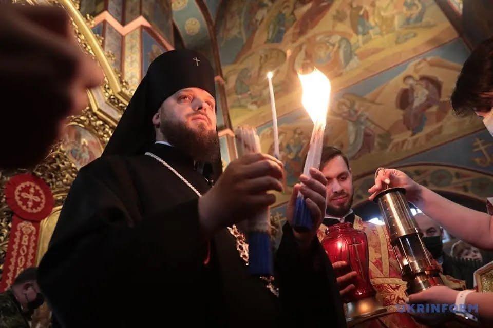Архиепископ Вышгородский Агаапит