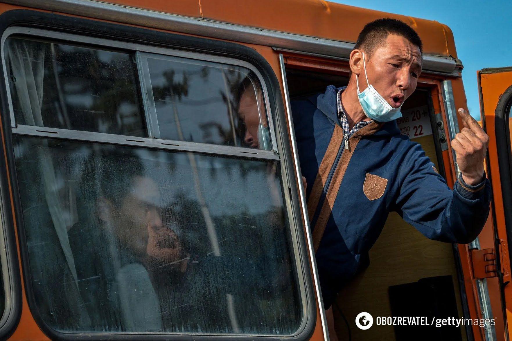 Эвакуация жителей Кыргызстана из приграничных населенных пунктов.