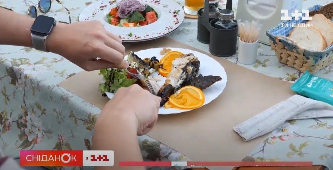 Їжа в Одесі – дуже різноманітна