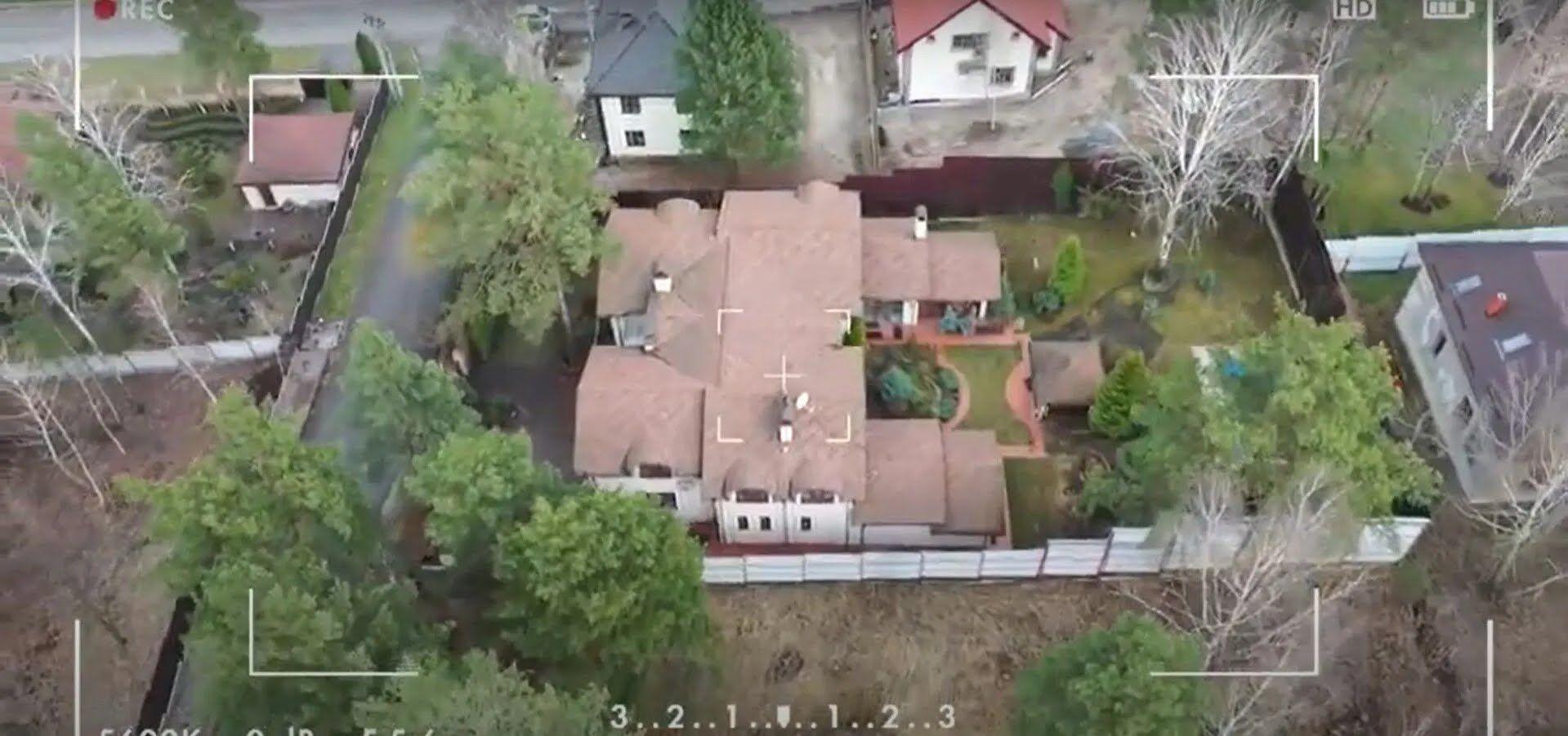 Як виглядає будинок Лободи зовні.