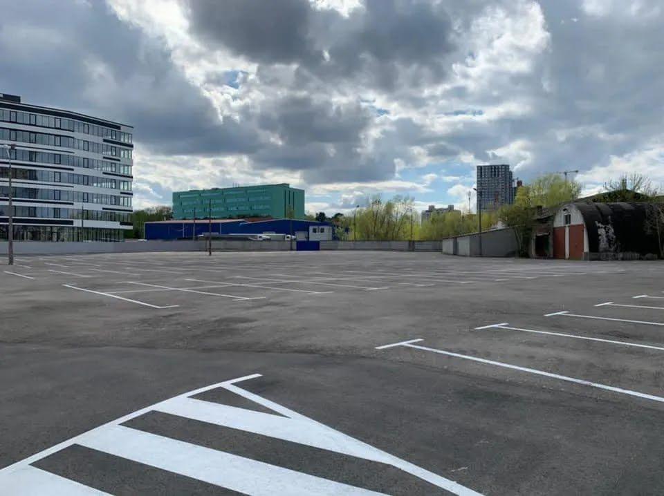 Воспользоваться парковочными местами могут все желающие.