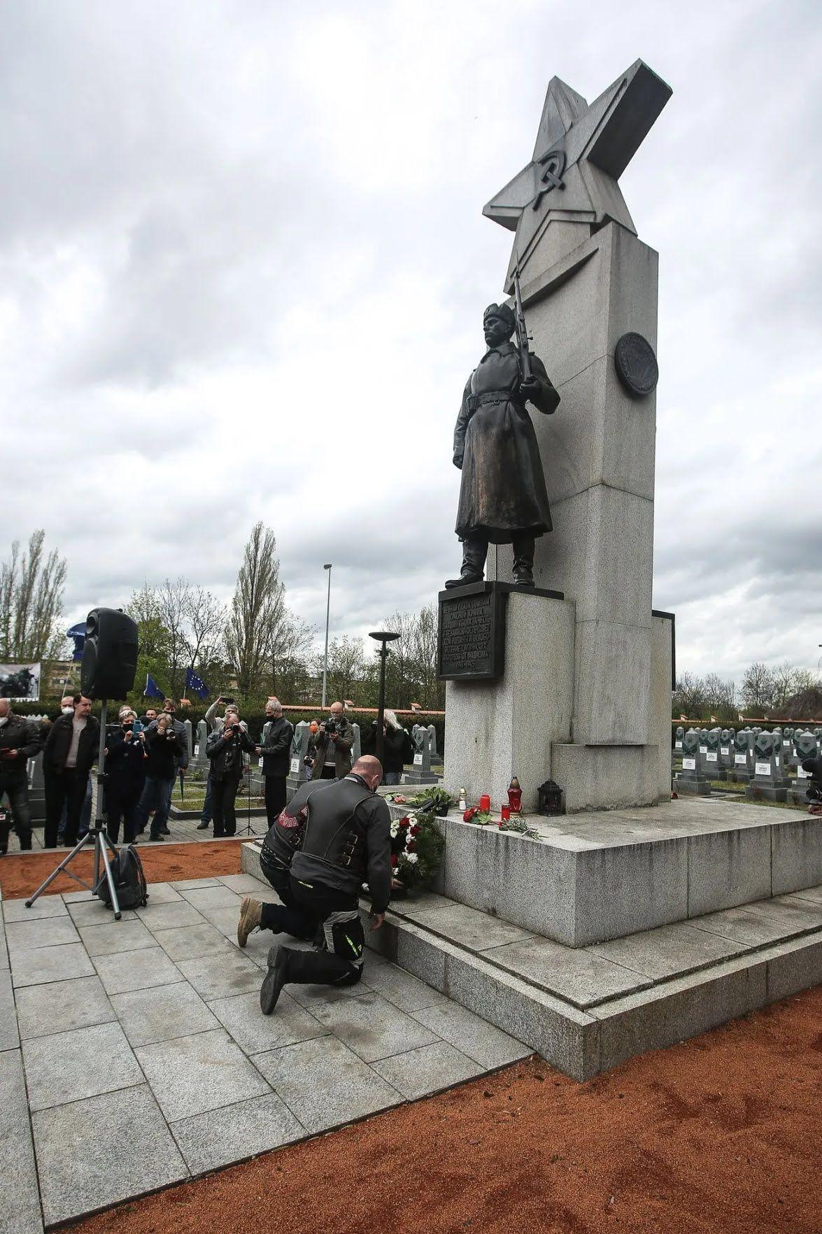 Меморіал червоноармійців