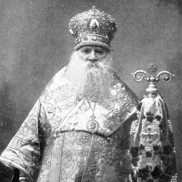 Митрополит Василь (Липківський) (1864-1937 рр.). Київ, 1921 рік