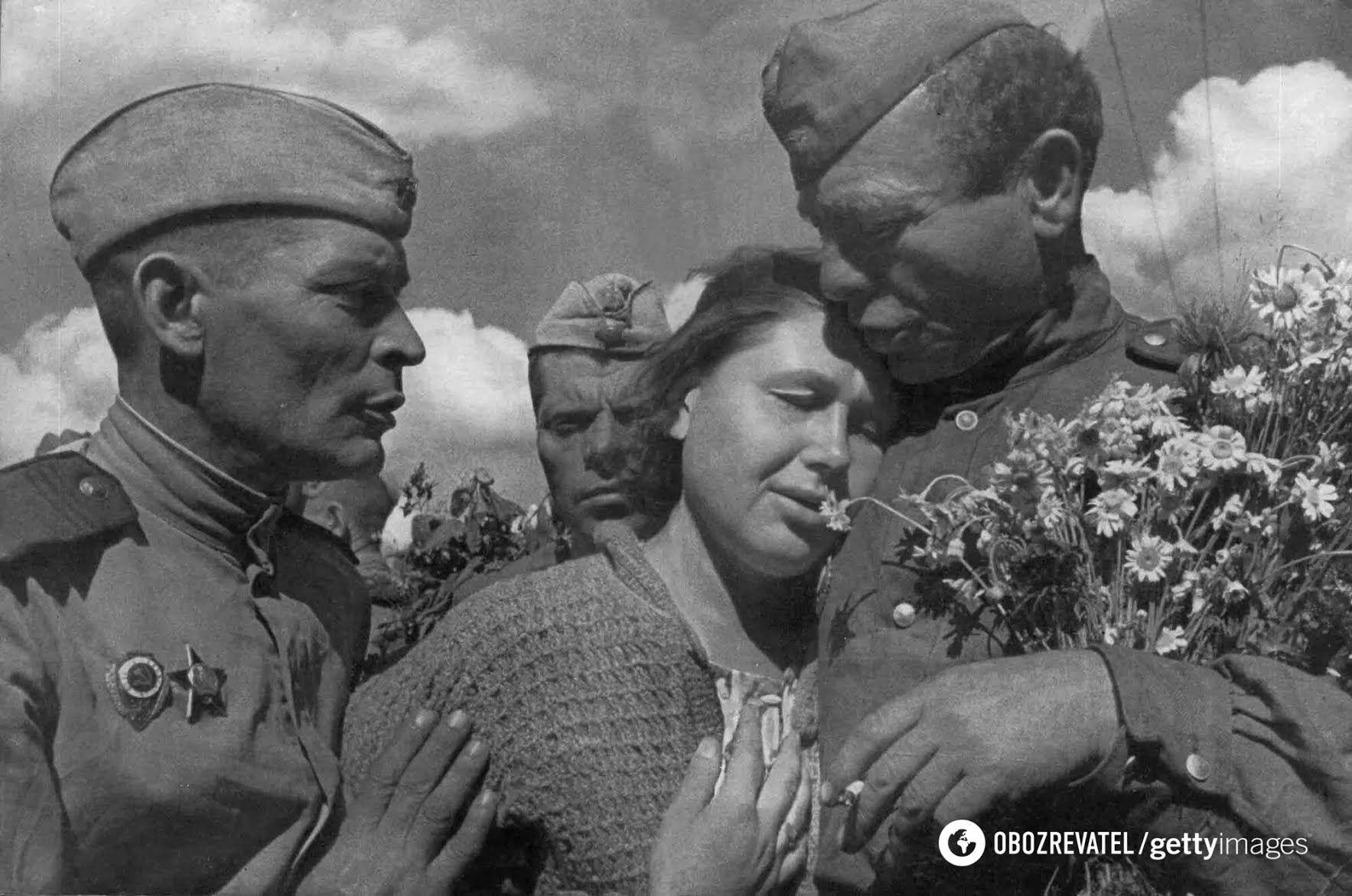 День Перемоги у Другій світовій війні, СРСР, 1945 рік