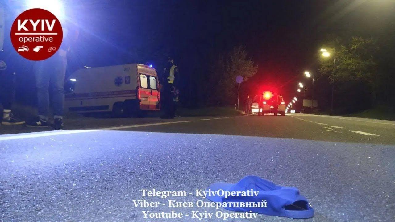 Аварія сталася на Столичному шосе.