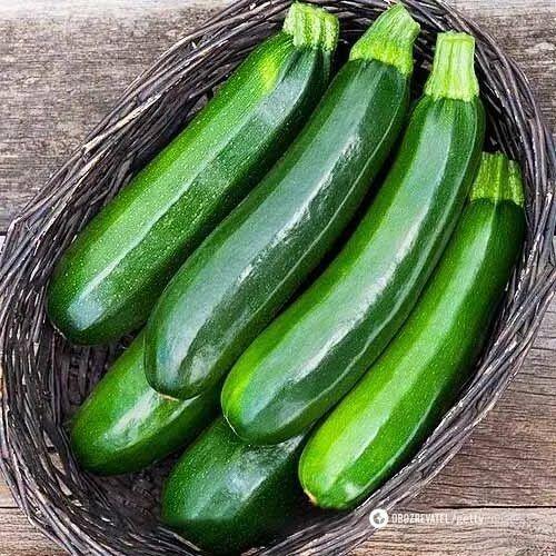 Зверніть увагу на колір при виборі овочів