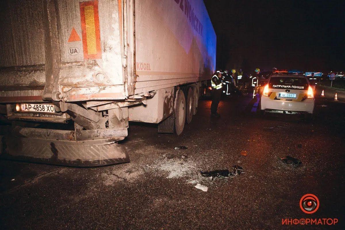 Второй водитель не пострадал.