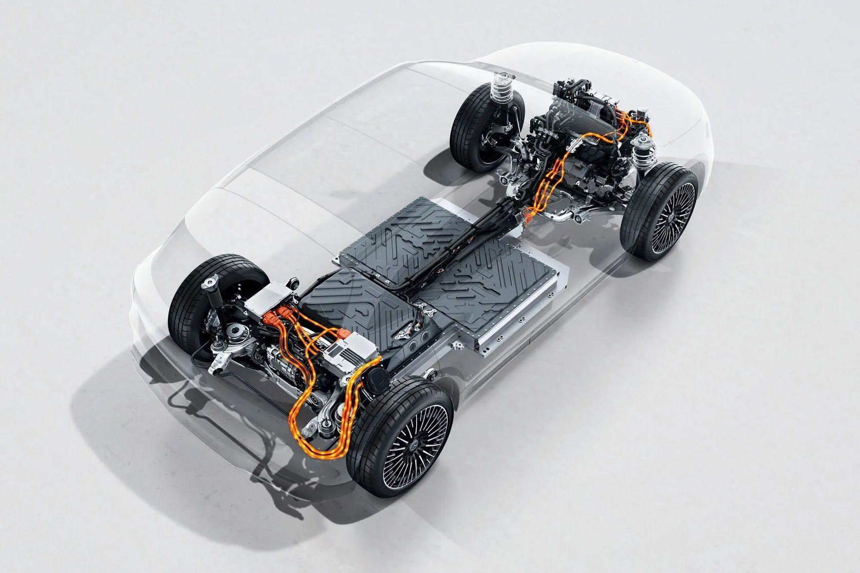 Обидві новинки оснащені літій-іонною батареєю ємністю 66,5 кВтг
