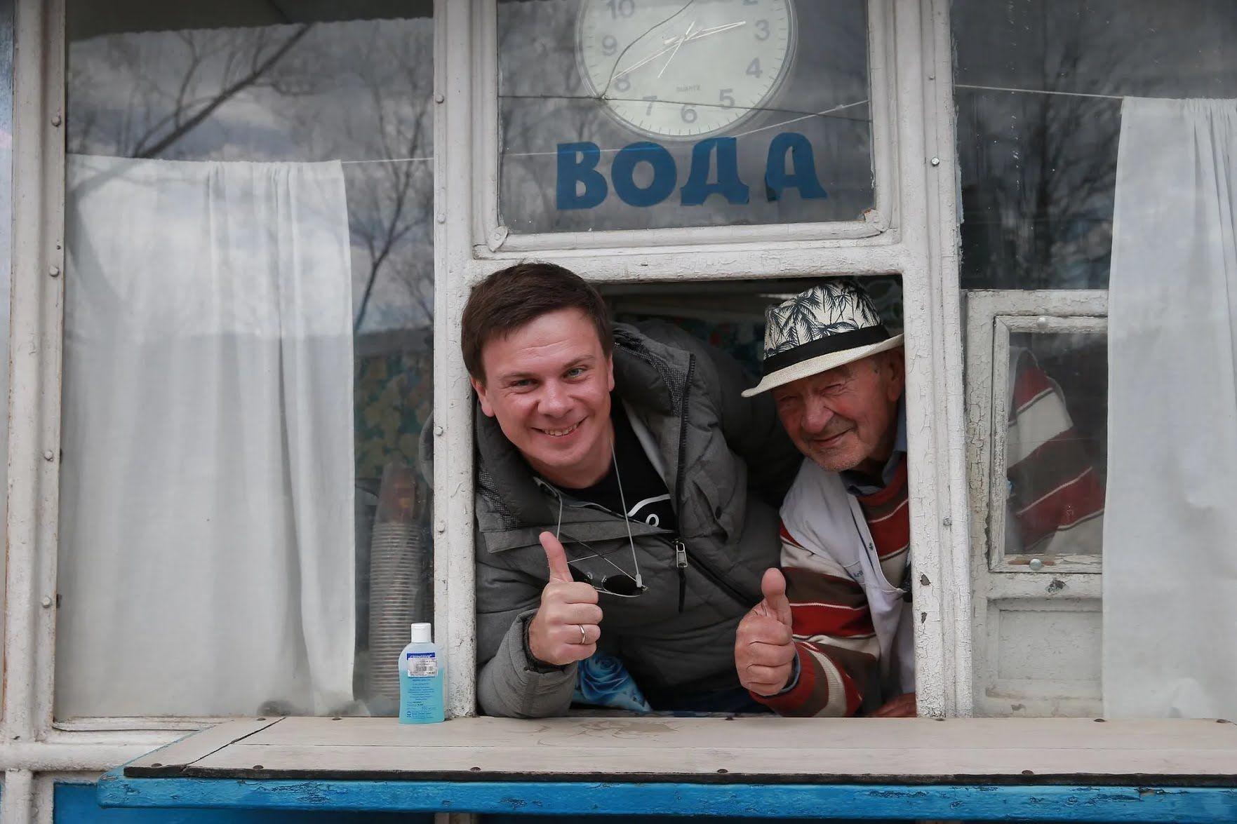 Дід Іванчик не змінює професію з 1953 року.