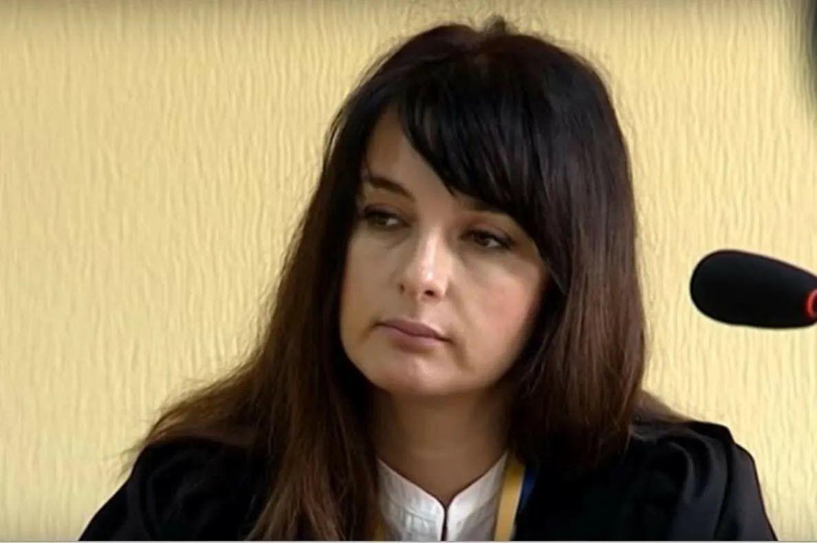 Суддя Печерського райсуду Києва Христина Константинова