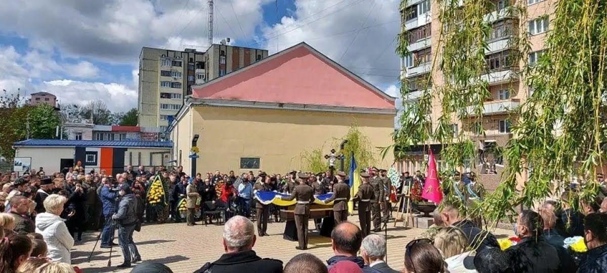 Проститься с Сергеем Коробцовым пришли тысячи жителей