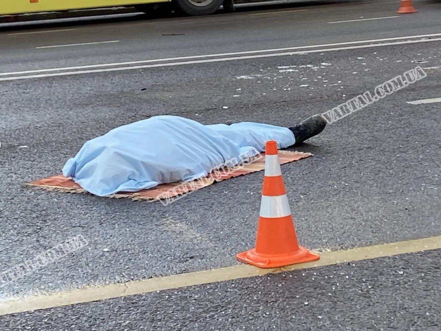 В результаті ДТП загинула людина.