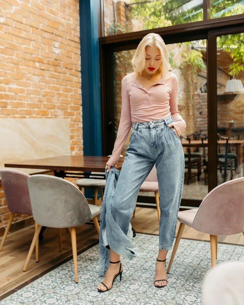 У 2021 році в тренді – джинси-балони