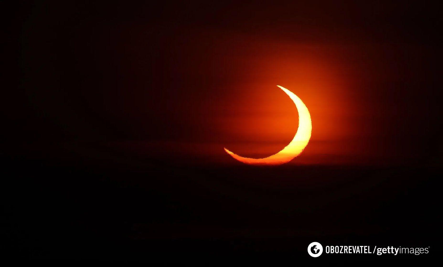 Сонячне затемнення в Канаді