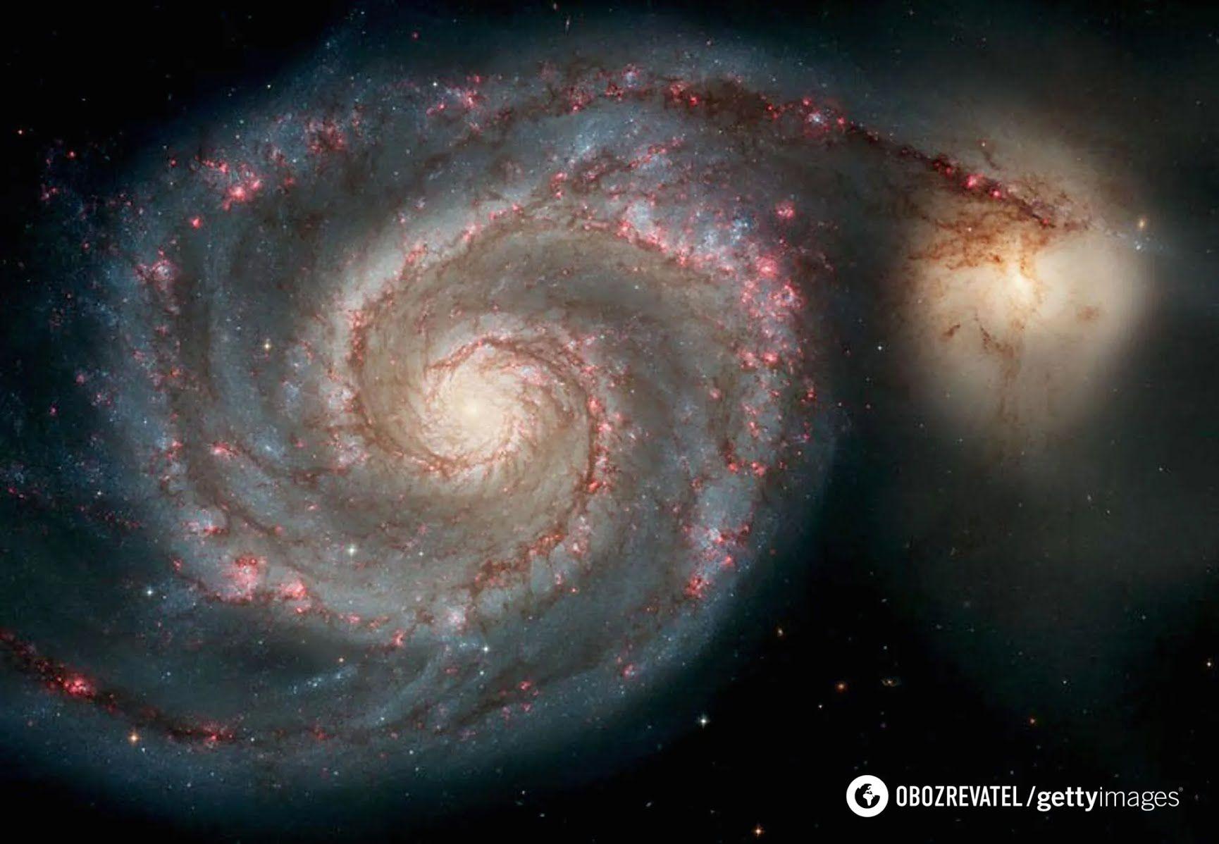 Галактика в вигляді виру