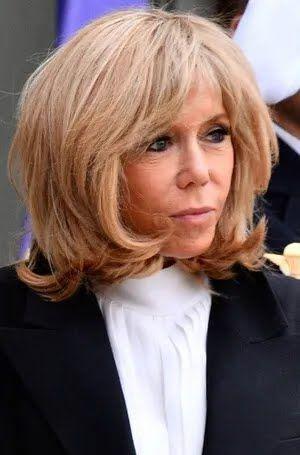 Как выглядит первая леди Франции