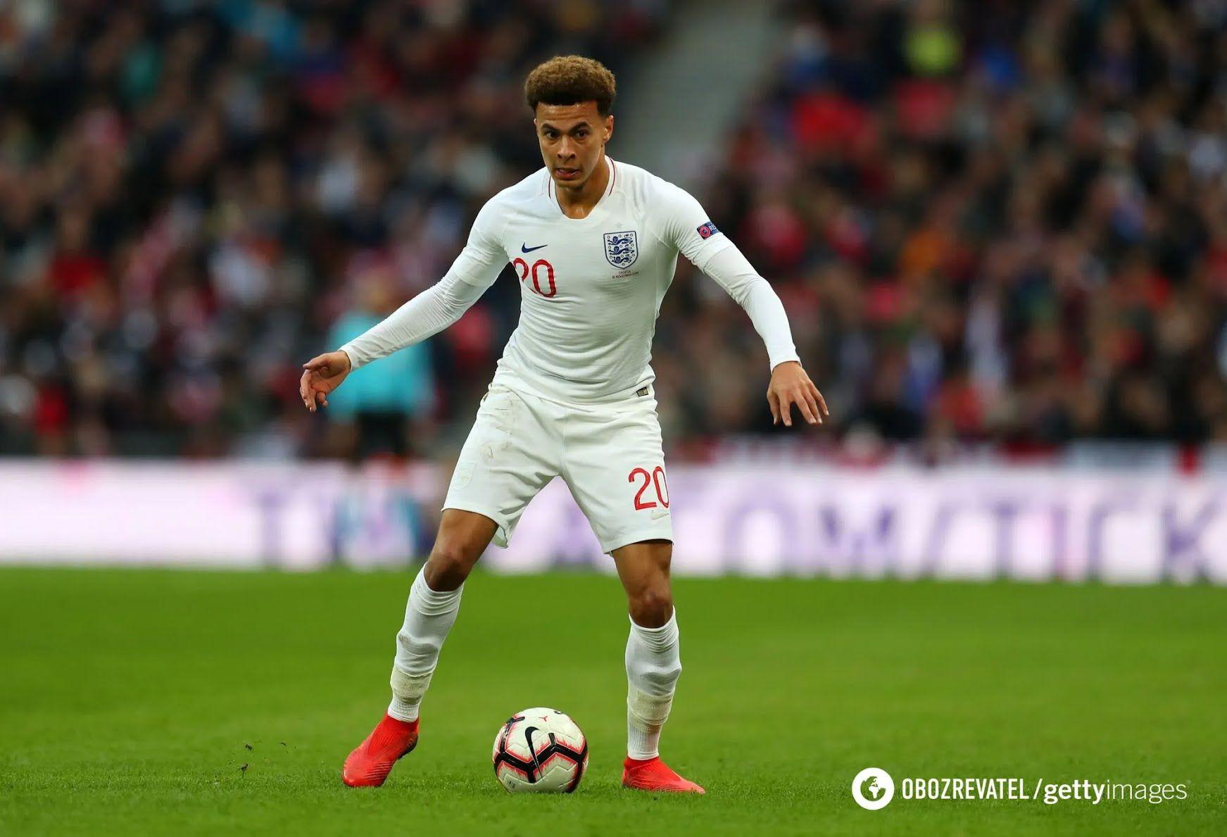 Збірна Англії готова знову перемогти Хорватію
