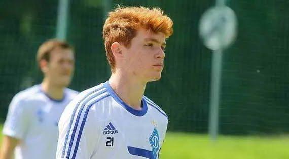 """Виктор Цыганков в академии """"Динамо"""""""