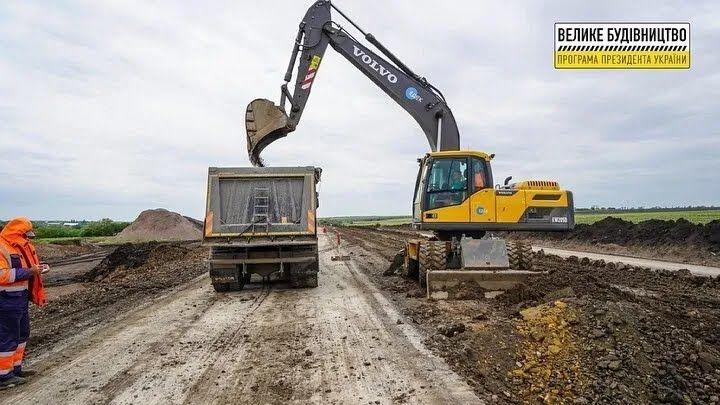 На Николаевщине продолжается ремонт ключевой трассы региона