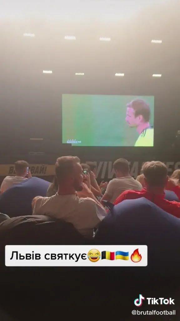 Перегляд матчу зібрав величезну кількість глядачів