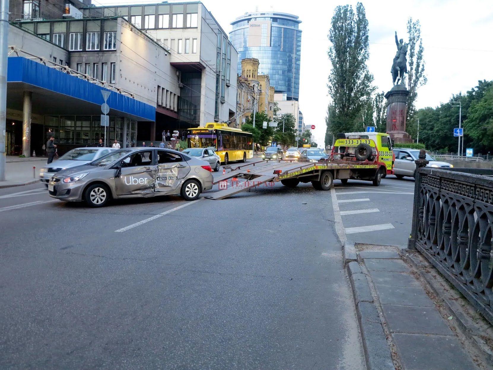 Аварія трапилася 12 червня.