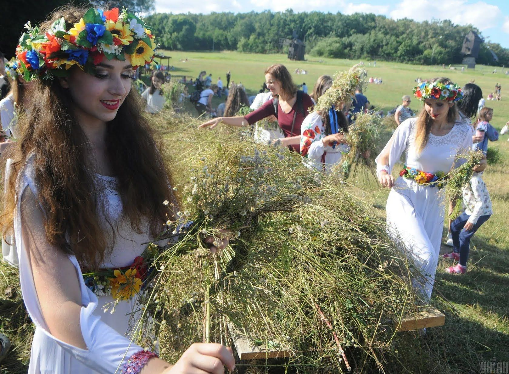 Спочатку Івана Купала святкували в день літнього сонцестояння