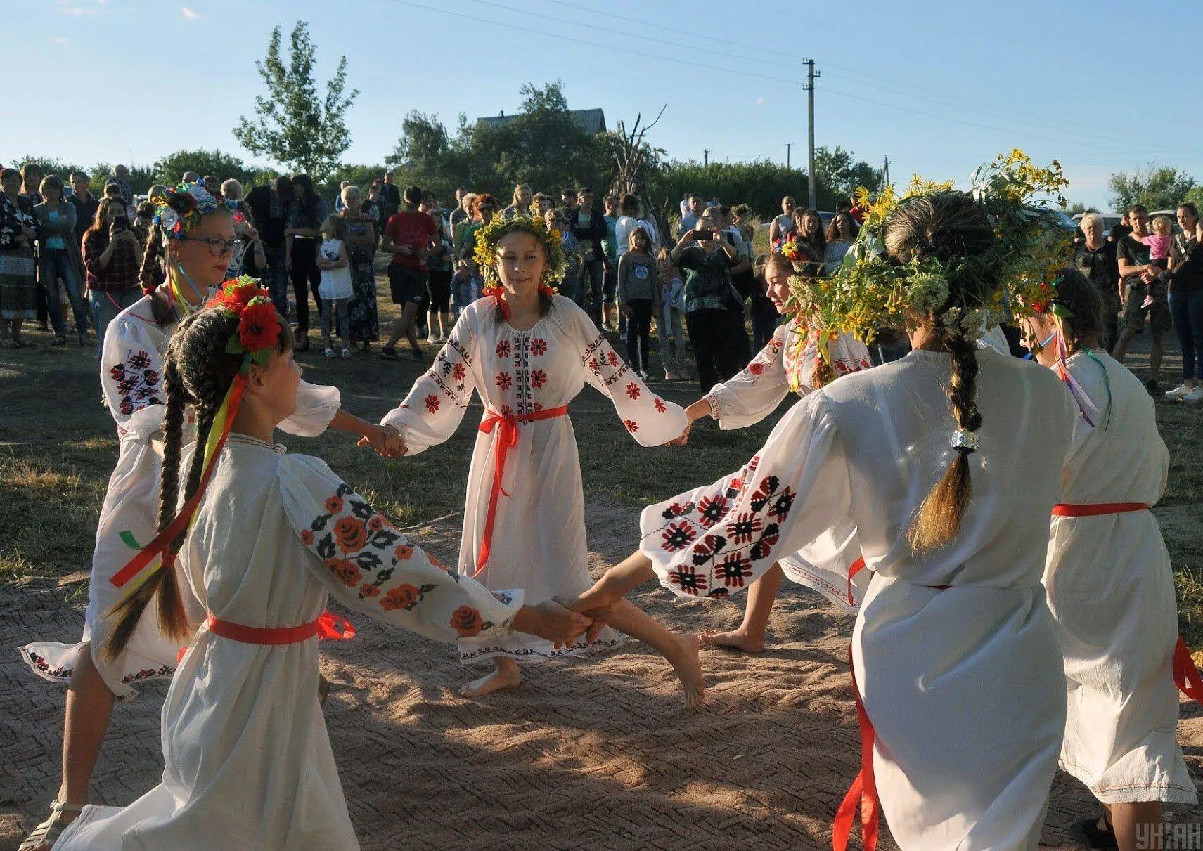 Івана Купала традиційно відзначається масовими гуляннями