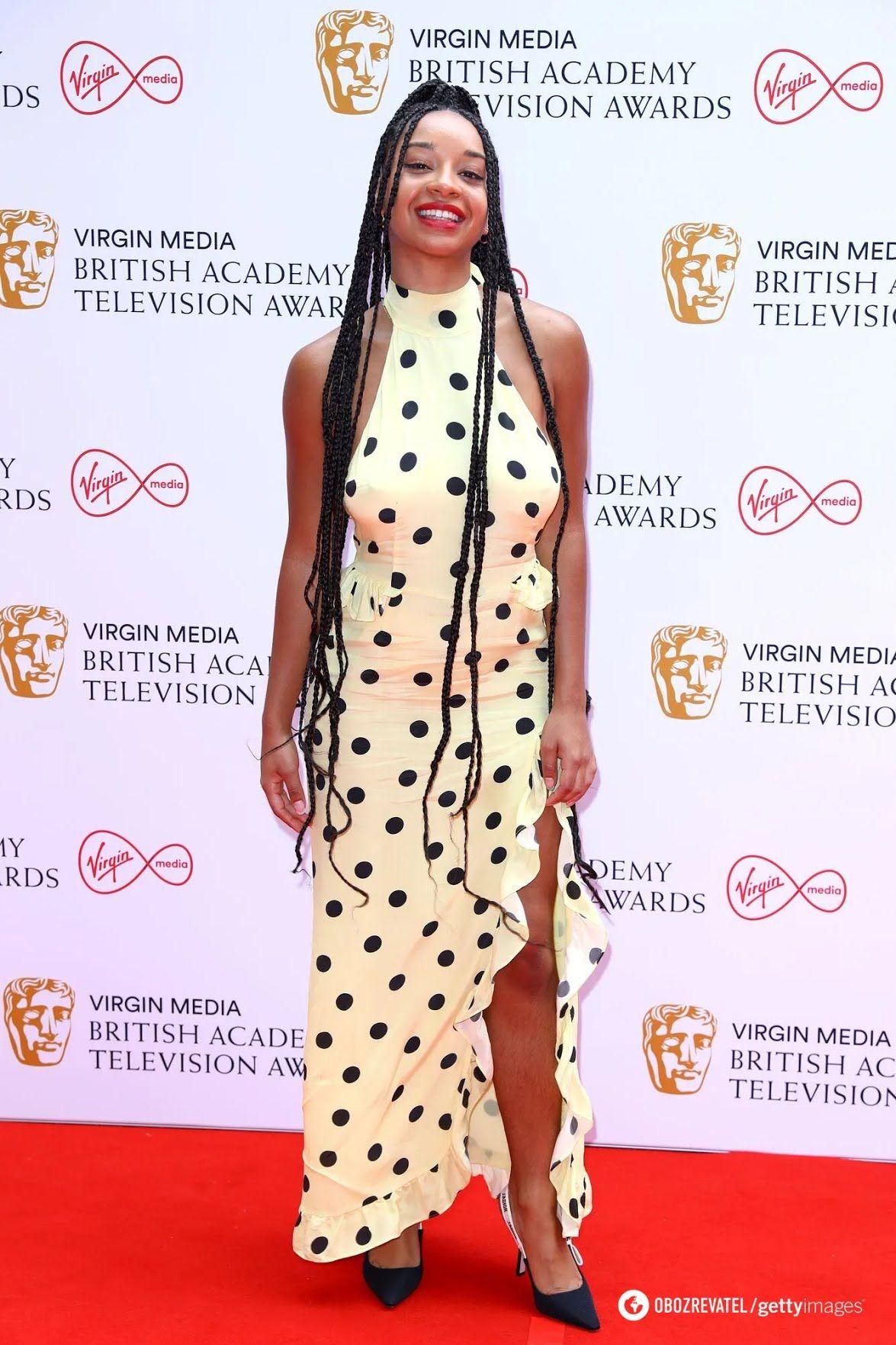 Звезды на кинопремии BAFTA 2021
