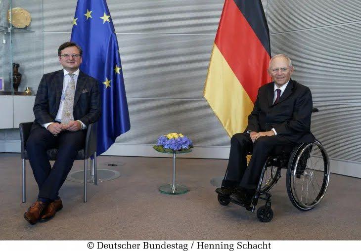 Кулеба зустрівся з німецькими політиками