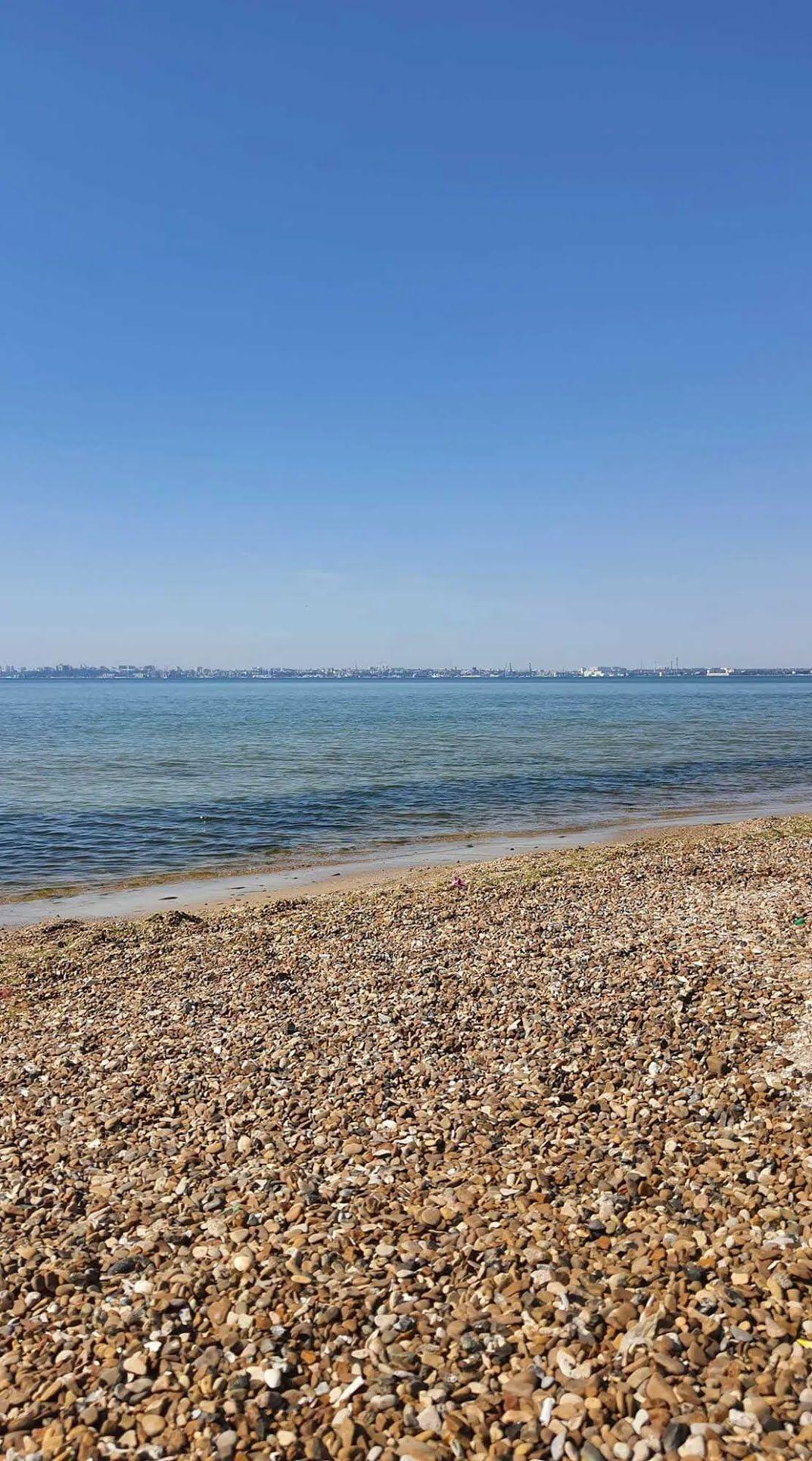 Пляж в Одесі 9 червня.