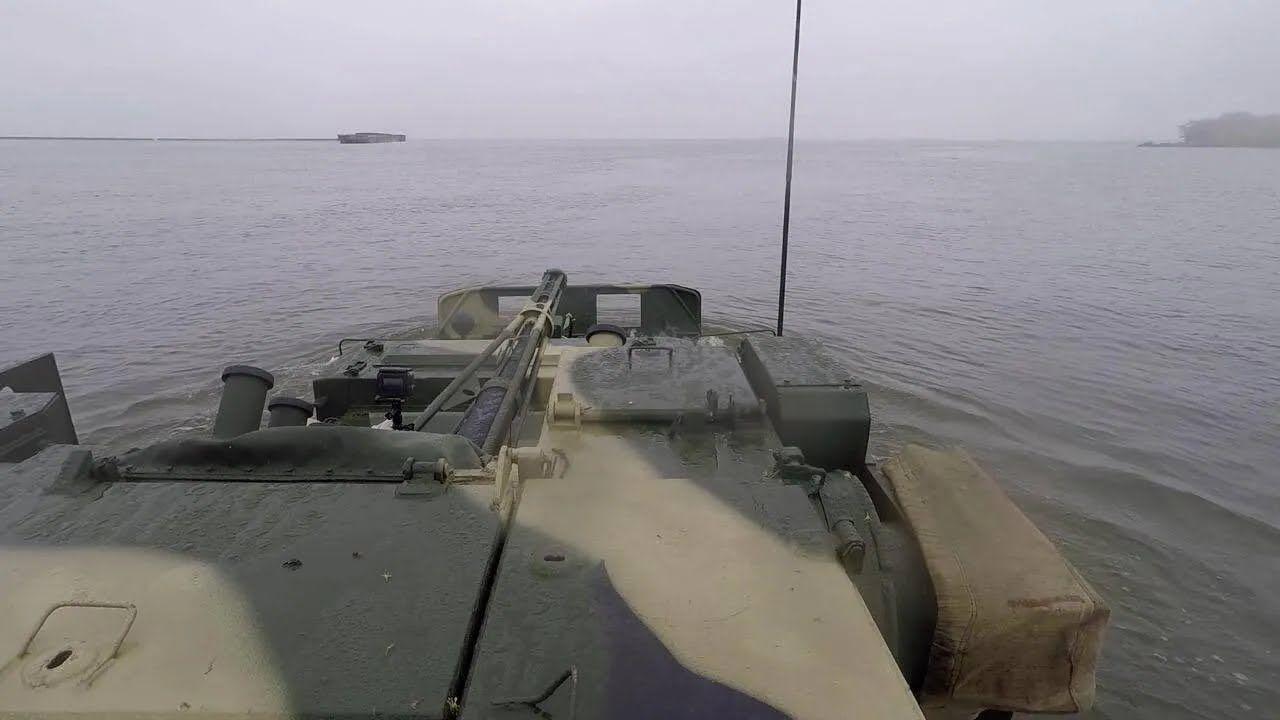 БТР-4Е для ВМС