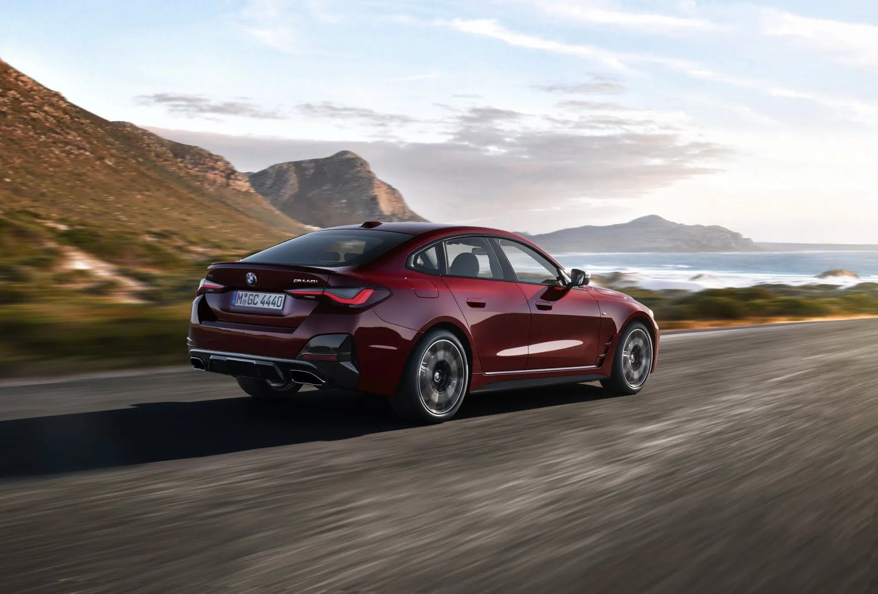 Виробництво нового спортседана BMW 4-Series Gran Coupe організовано на головному підприємстві компанії в Мюнхені