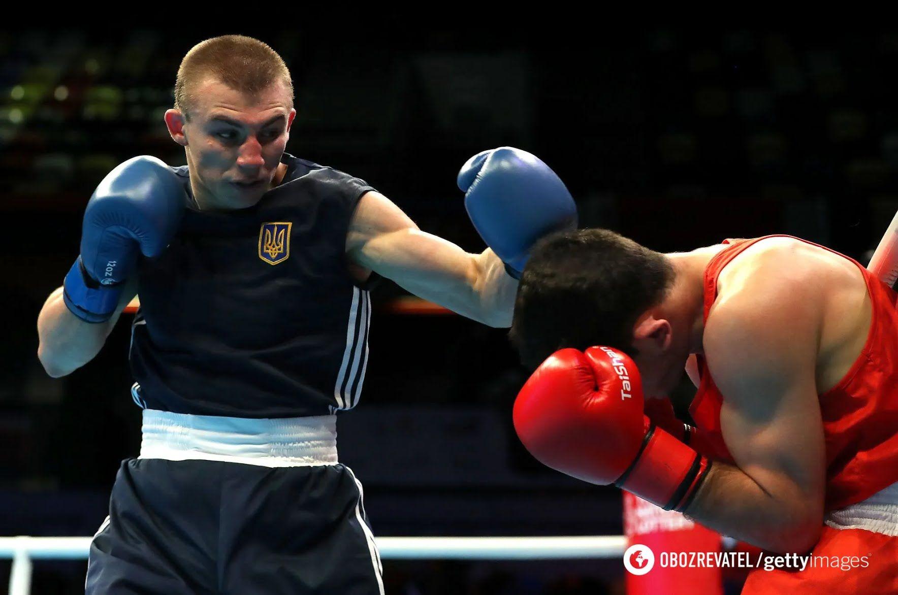 Олександр Хижняк завоював ліцензію на Олімпіаду.
