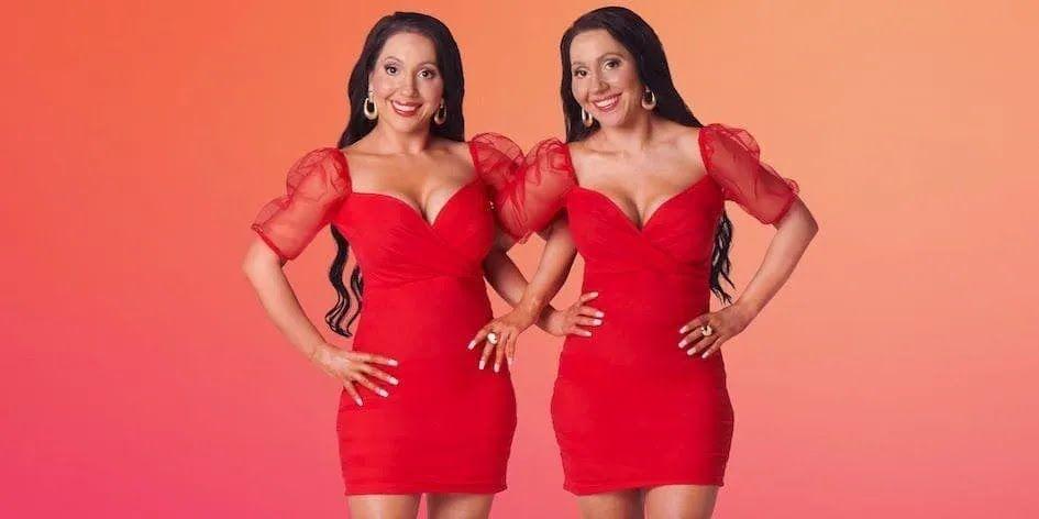 35-річні сестри-близнюки Анна та Люсі