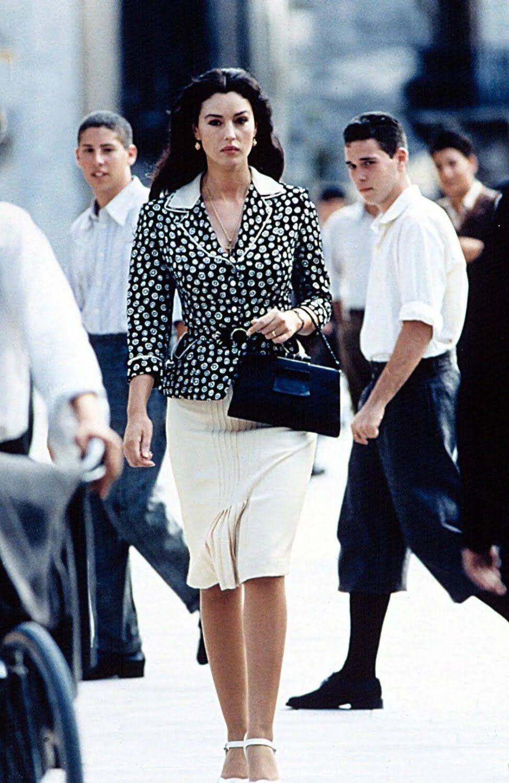"Кадр из фильма ""Малена"", 2000 год."