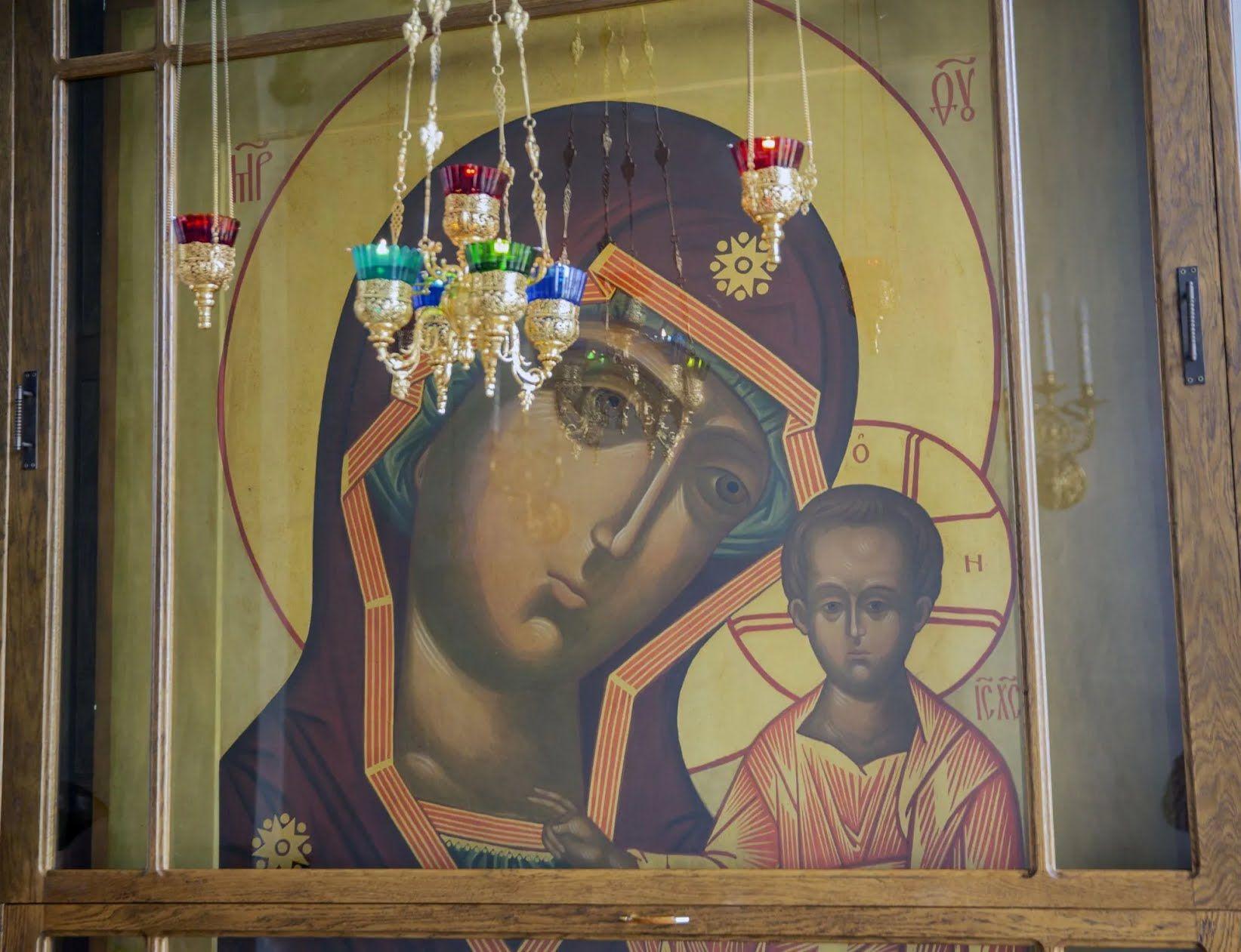 21 липня відбувається святкування на згадку про явлення Казанської ікони Божої Матері