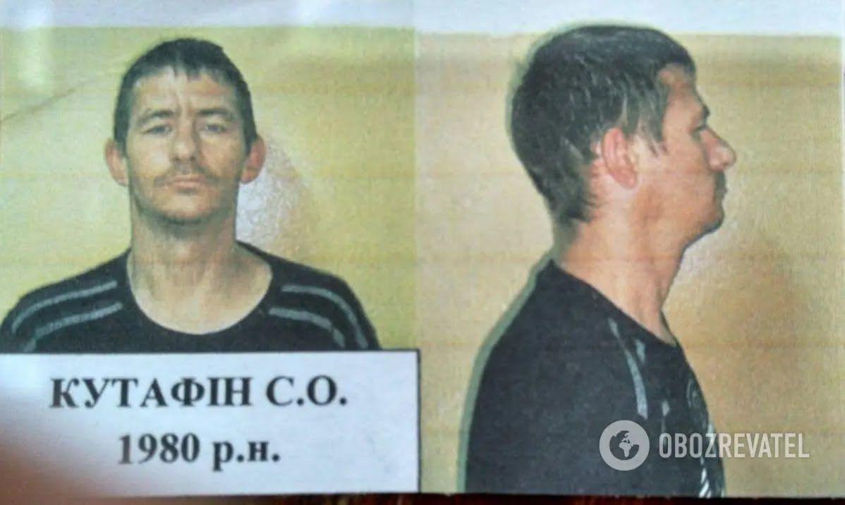 Сергей Кутафин сбежал из СИЗО