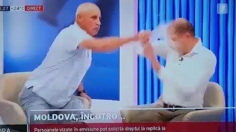 Бійка Косована і Тофілатом.