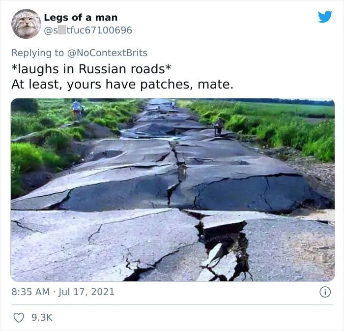 Американские горки в России.