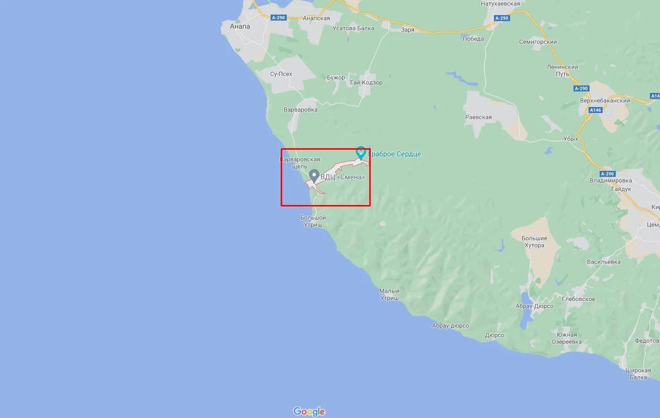 ДТП сталася в селі Сукко.