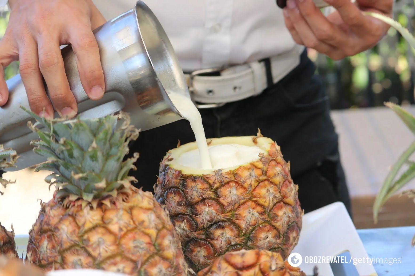 Як смачно приготувати коктейль