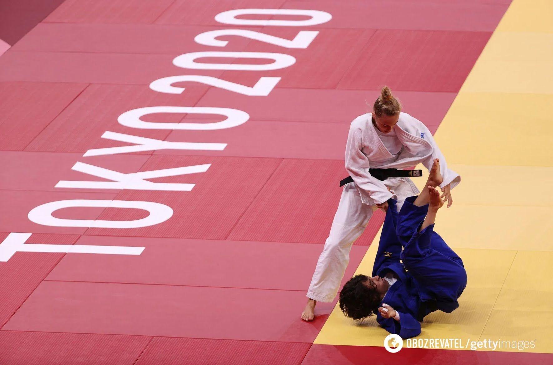Дар'я Білодід завоювала для України першу медаль в Токіо.